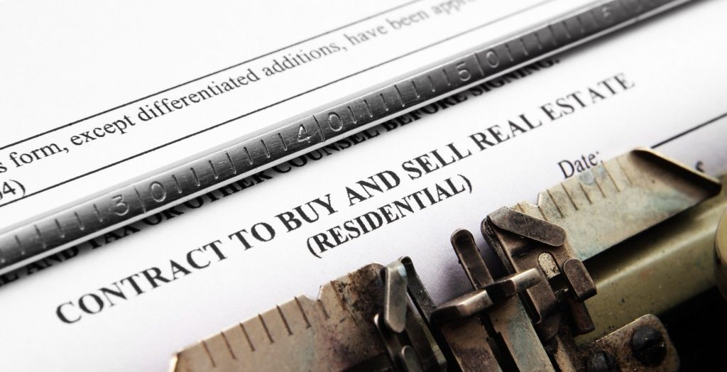 property buying and selling contract