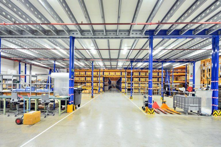 inner warehouse