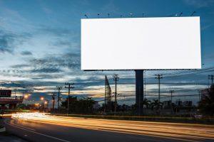 bilboard ad concept