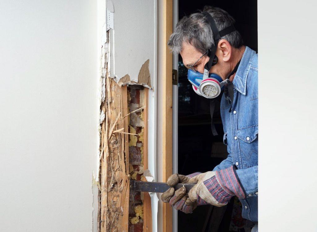 home repair wood